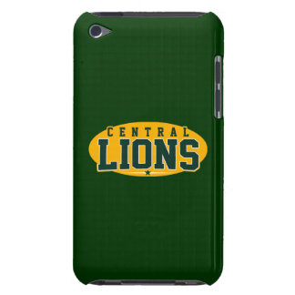 Central High School Lions Barely There iPod Cover