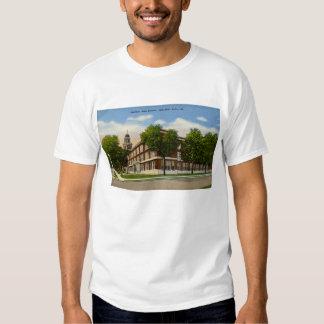 Central High School Ypsilanti Michigan - Vintage Shirt