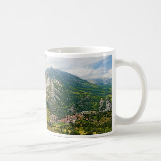 Central Massif of the Picos de Europa in Spain Mug