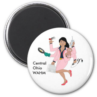 Central Ohio WAHM Magnet