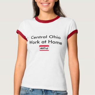 Central Ohio Work at Home T-Shirt