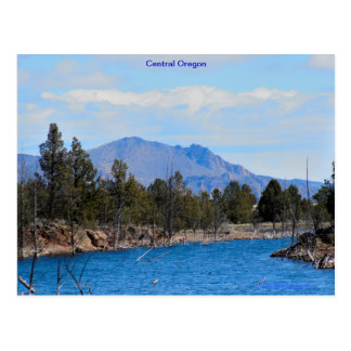 central Oregon Postcard