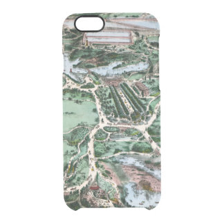 CENTRAL PARK, 1860 CLEAR iPhone 6/6S CASE