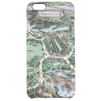 CENTRAL PARK, 1860 CLEAR iPhone 6 PLUS CASE