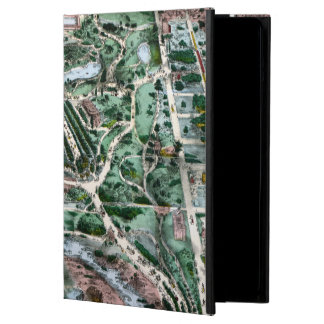 CENTRAL PARK, 1860 iPad AIR CASES