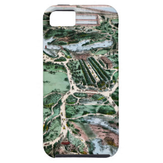 CENTRAL PARK, 1860 iPhone 5 CASE
