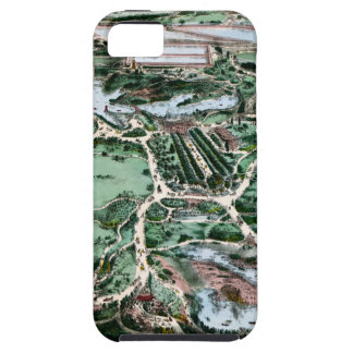 CENTRAL PARK, 1860 iPhone 5 COVER