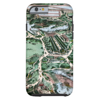 CENTRAL PARK, 1860 TOUGH iPhone 6 CASE