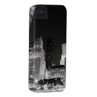 Central Park and Manhattan Skyline, New York City iPhone 4 Case