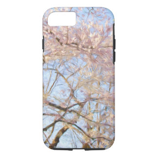 Central Park Blossoms in Spring iPhone 8/7 Case