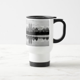 Central Park Building Landscape Photo Coffee Mugs