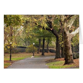 Central Park Card