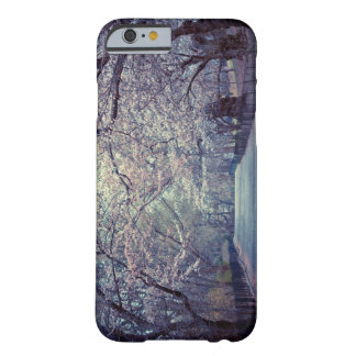 Central Park Cherry Blossom Path Barely There iPhone 6 Case
