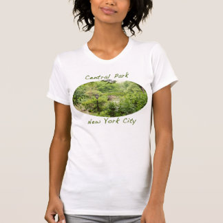 Central Park in New York City T-Shirt