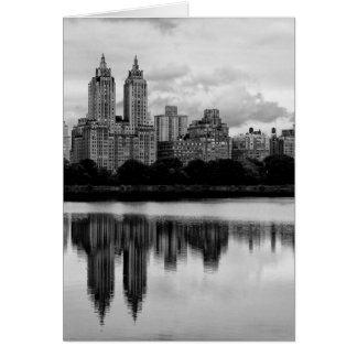 Central Park Landscape Photo Greeting Card