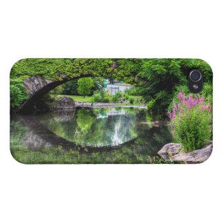 Central Park Landscape Photo iPhone 4 Cover