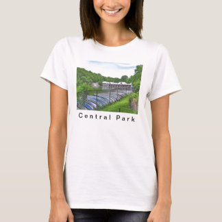 Central Park - Loeb Boathouse T-Shirt
