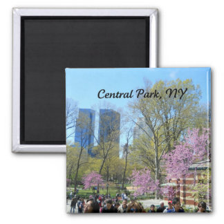 Central Park, New York City Magnet