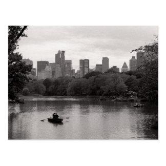 Central Park, New York City - Postcard
