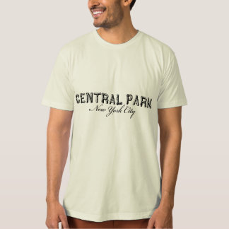 Central Park New York City T-Shirt