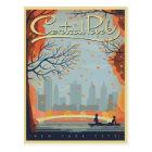 Central Park, NYC - Fall Postcard