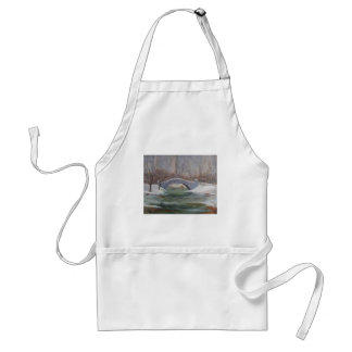 Central Park  NYC Standard Apron