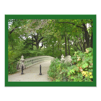 Central Park on Photo Paper (Satin)