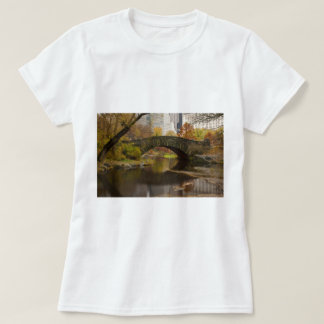 Central Park Print Women's Basic T-shirt