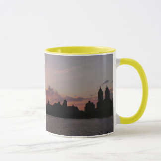 Central Park Reservoir, NYC Mug