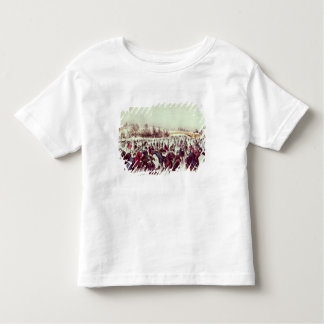 Central Park, Winter: The Skating Carnival T Shirt