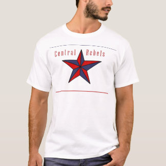 Central Rebels Tee