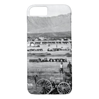 Central sectional_War Image iPhone 7 Case