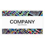 Centre Band  - Beautiful Circuitry Business Card