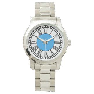 Centre Church Clockface Watch