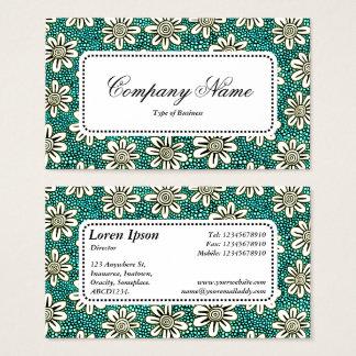 Centre Label v5 - Pattern 140617 - Colours 01 Business Card