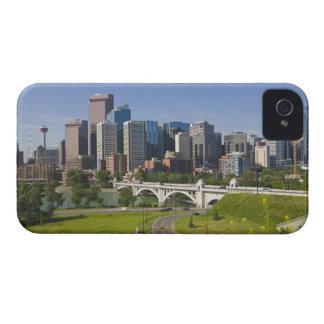 Centre St Bridge and Downtown Calgary, Alberta, Blackberry Bold Covers