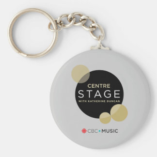 Centre Stage Key Ring