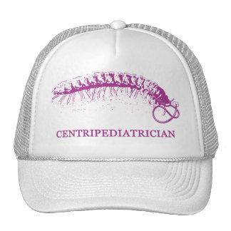 centripediatrician mesh hat