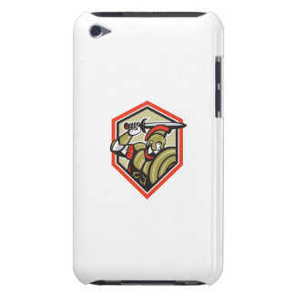 Centurion Roman Soldier Attacking Shield Barely There iPod Cover