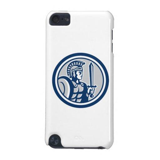 Centurion Roman Soldier Sword Retro iPod Touch 5G Covers