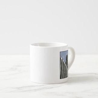 Century Building, Melbourne 6 Oz Ceramic Espresso Cup