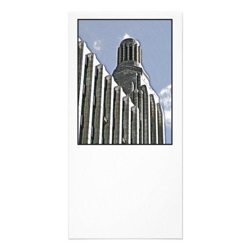 Century Building, Melbourne Picture Card