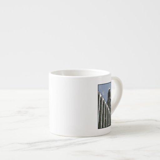 Century Building, Melbourne Espresso Cup