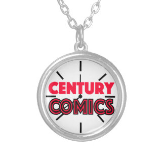 Century Comics Logo Necklace