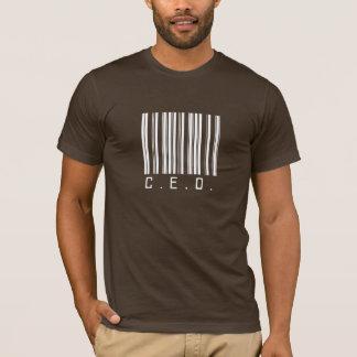 CEO Bar Code T-Shirt