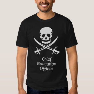CEO - Chief Execution Officer Tee Shirt