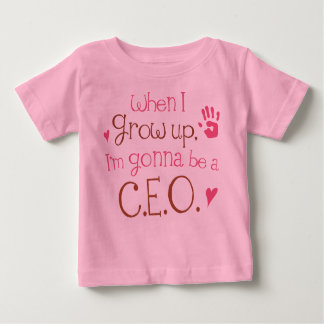 Ceo (Future) Infant Baby T-Shirt
