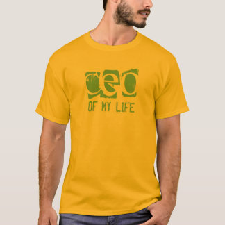 CEO OF MY LIFE Green T-Shirt