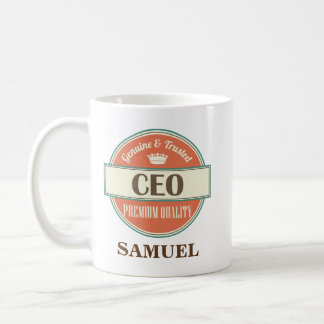 CEO Personalized Office Mug Gift