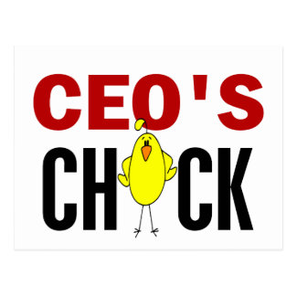 CEO's Chick Post Card
